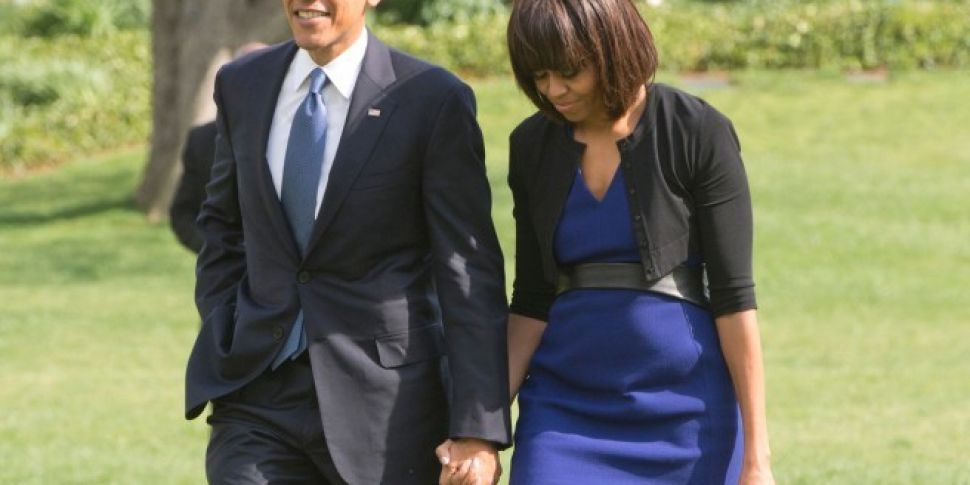 The Obama's Spotted Dancin...