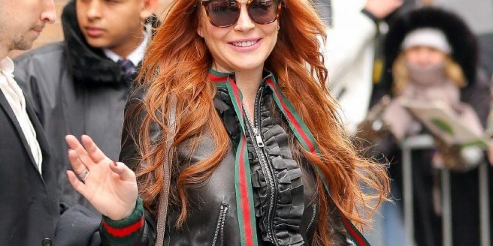 MTV Announces Lindsay Lohan Re...