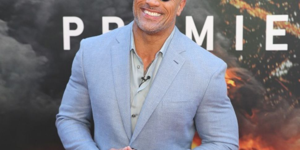 Dwayne Johnson Gives His Stunt Double A Brand New Truck