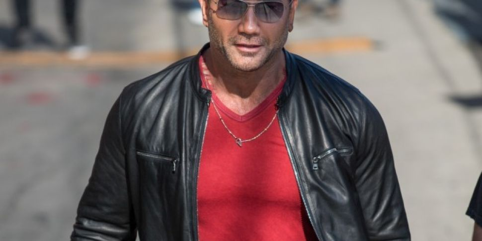 Dave Bautista Threatens To Quit Guardians Of The Galaxy