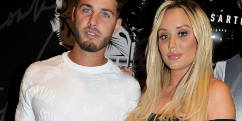 Charlotte Crosby Gets Neck Tat...