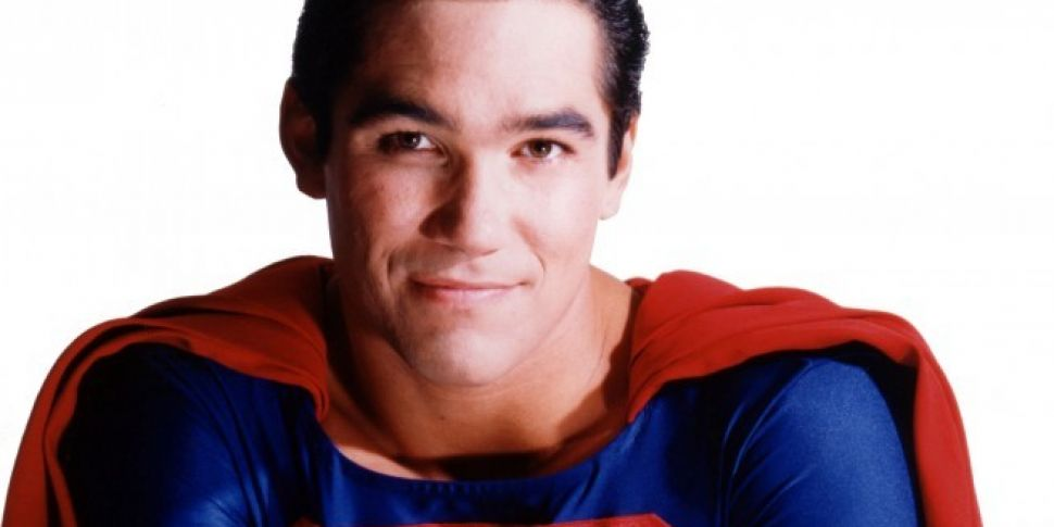 Q&A With Superman Actor Dean C...