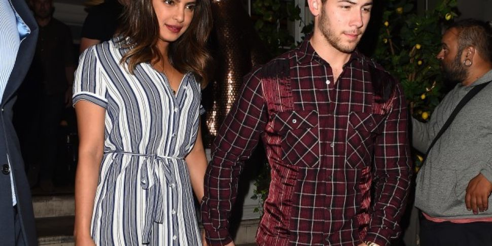 Nick Jonas Confirms Engagement To Priyanka Chopra With Sweet Picture