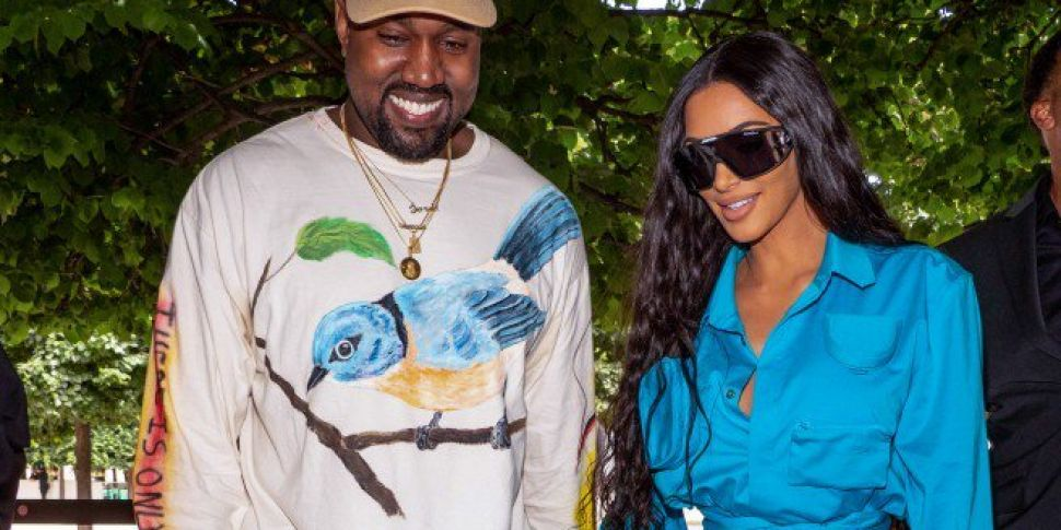 Kim Kardashian Considers A Spin-Off Show With Kanye West