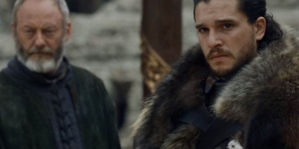 First Look At Game Of Thrones&...