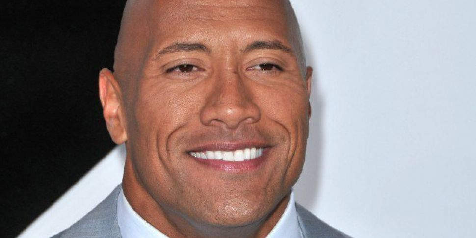 Dwayne Johnson Shares Touching Tribute Video For Fan