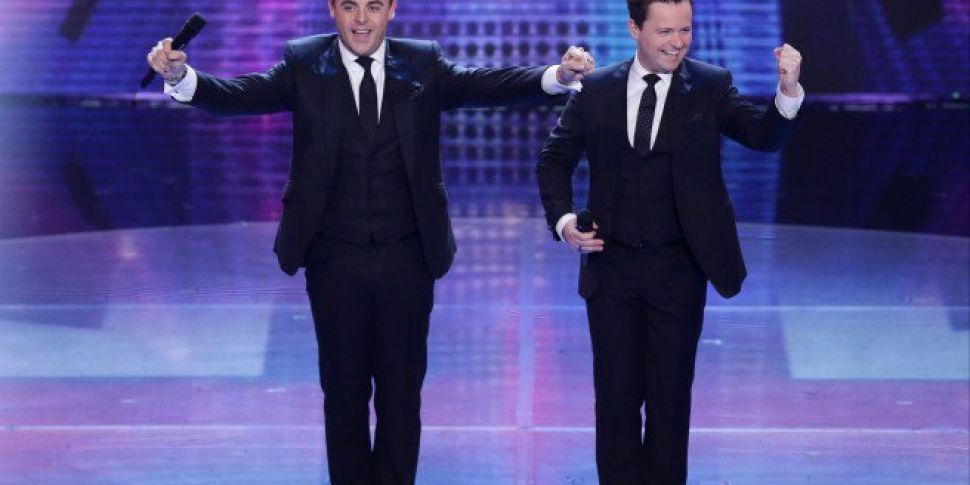 Dec Joked About Presenting I'm A Celeb With Holly Last Year