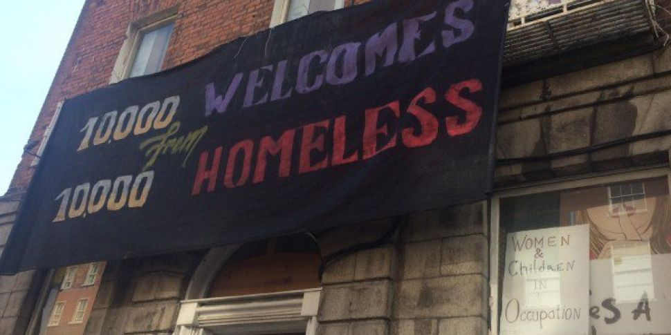 Activists Are Refusing To Leave Property On North Frederick Street