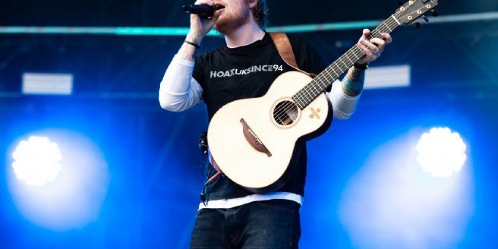 Ed Sheeran Says A Collaboration With Drake 'Has To Happen'
