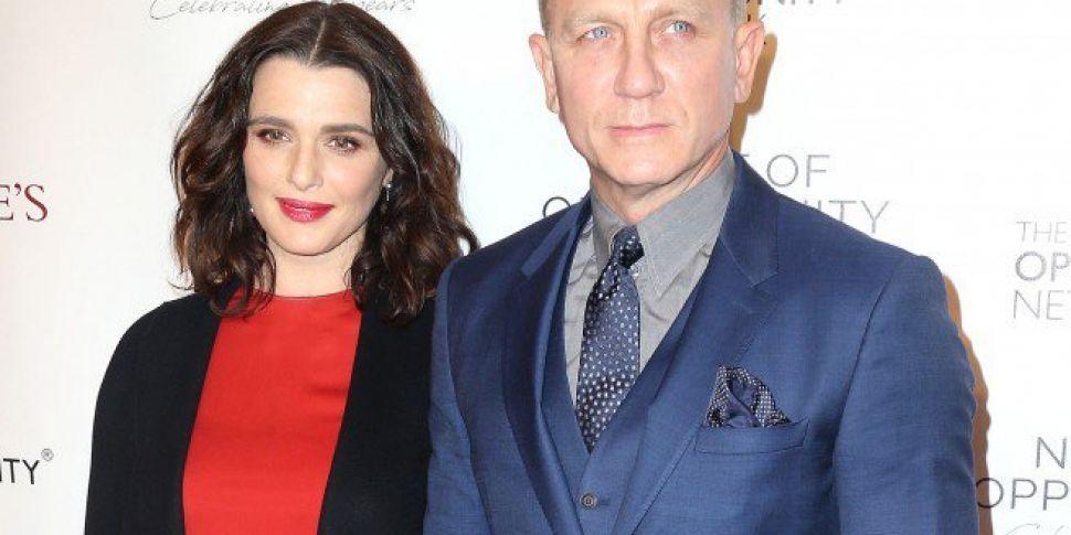 Daniel Craig And Rachel Weisz Welcome Baby Girl