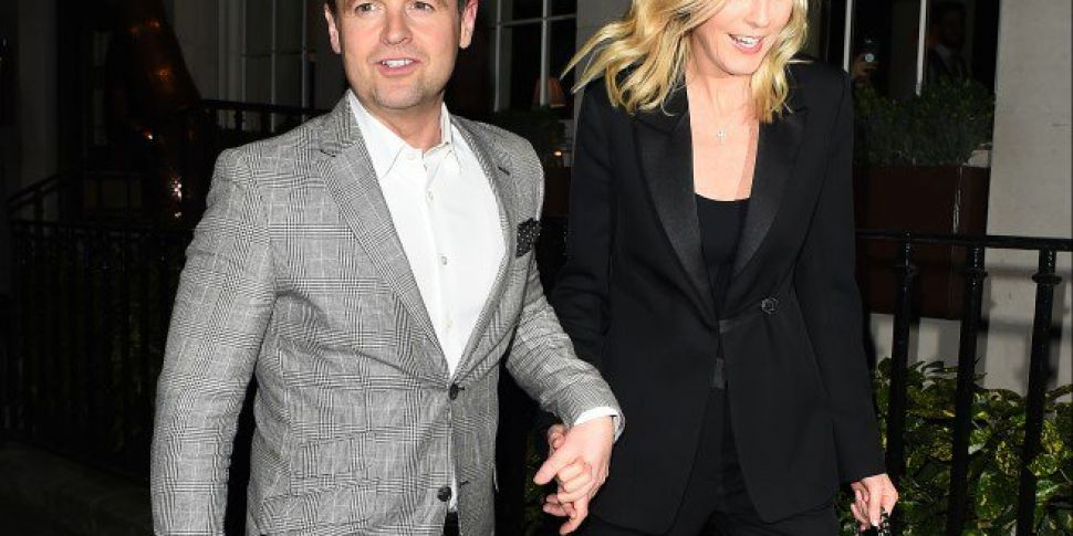 Dec Donnelly & Wife Ali Welcome Baby Girl