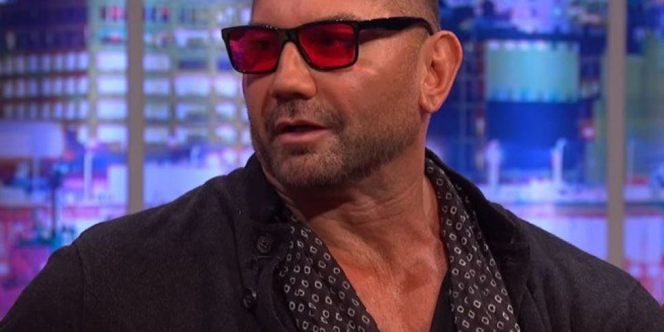 Dave Bautista Says Guardians Of The Galaxy Is ''On Hold Indefinitely''