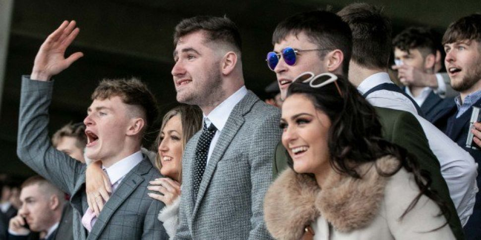 There's A Race Day On In Leopardstown This Weekend