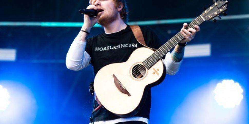 Viagogo Is To Sue Ed Sheeran's Promoter Over Fake Ticket Booths
