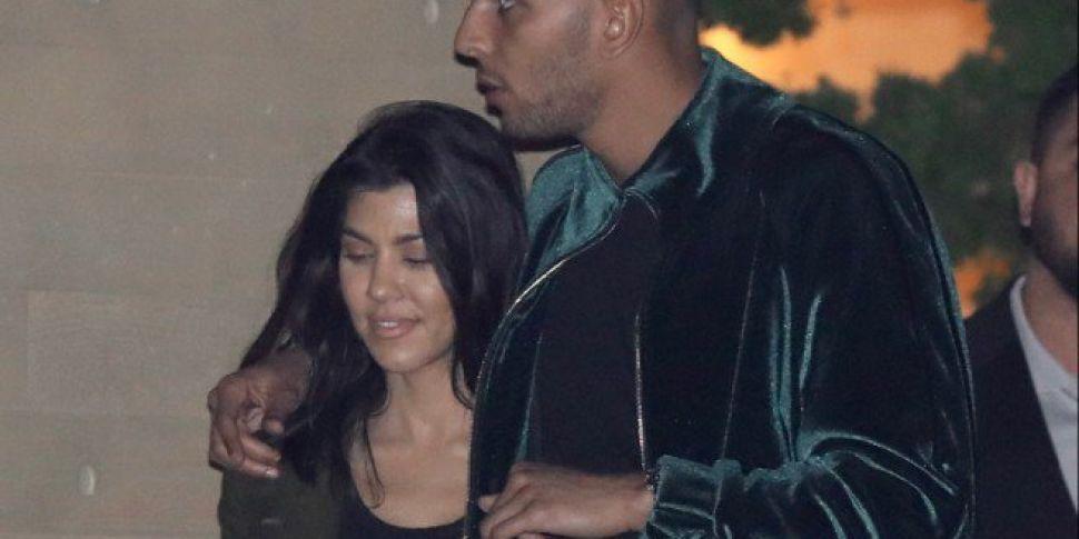 Kourtney Kardashian and Younes Bendjima Spotted On A Date