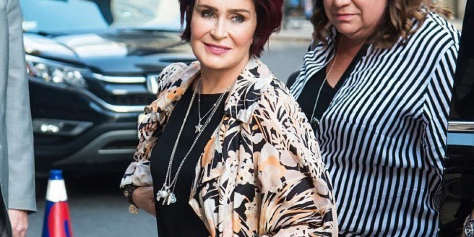 Sharon Osbourne Lashes Out At Simon Cowell