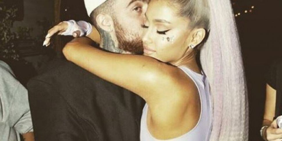 Ariana Grande Pays Tribute To Mac Miller