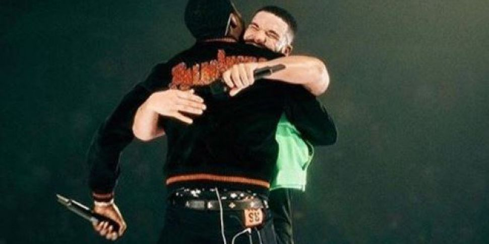 Drake And Meek Mill Are Pals Again
