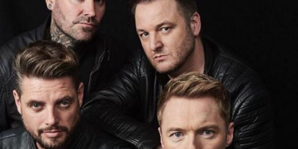 Boyzone Announce Final Album and Tour