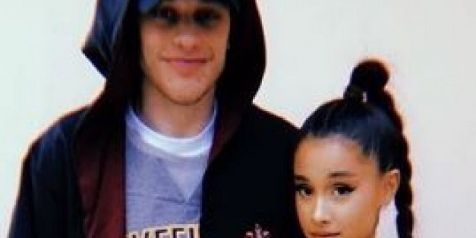 Ariana Grande And Pete Davidson Make Their Engagement Official