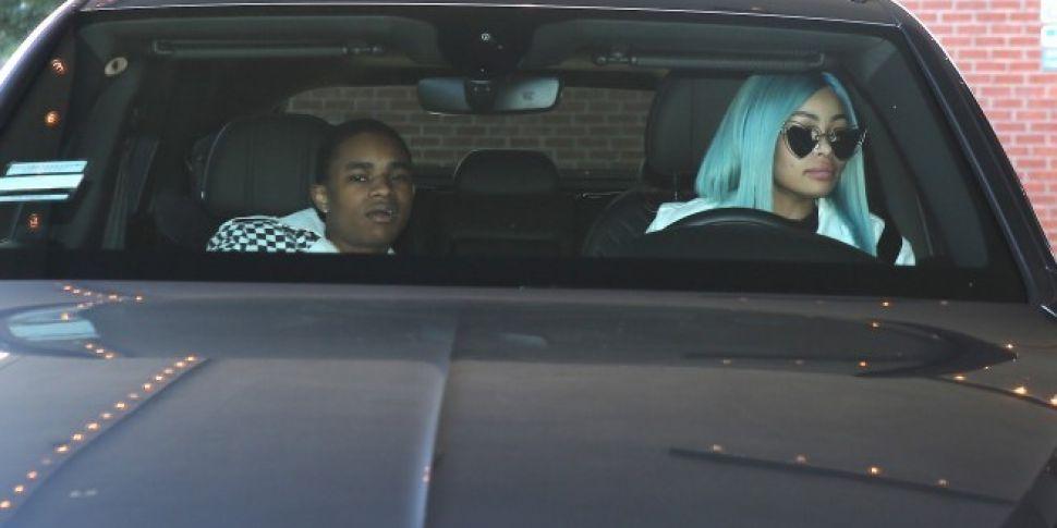 Blac Chyna & YBN Almighty Jay Have Split