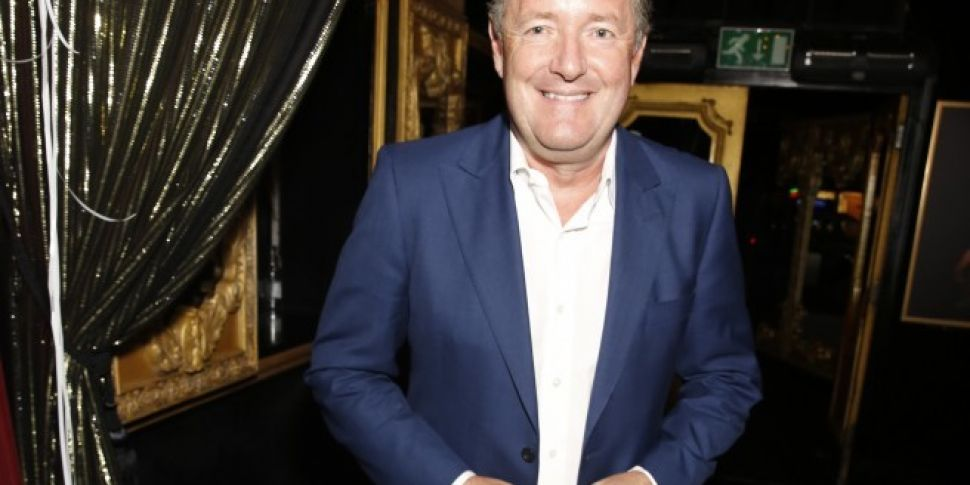 Piers Morgan Fears His Son Spencer Is Heading Into Love Island