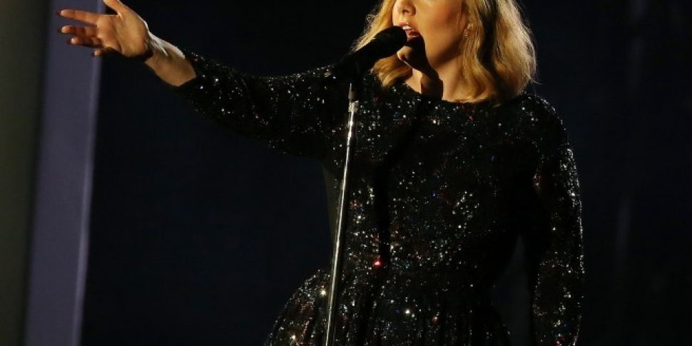 Adele's Reportedly Working On A New Album
