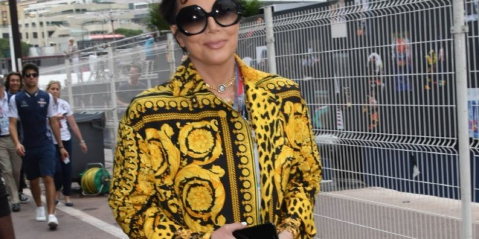 Kris Jenner's Joked That She Wants To Be Cardi B's Midwife
