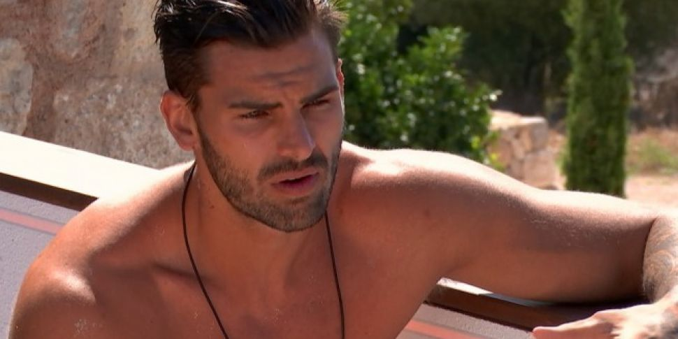 Adam Collard's Ex Hints She's Heading To The Love Island Villa