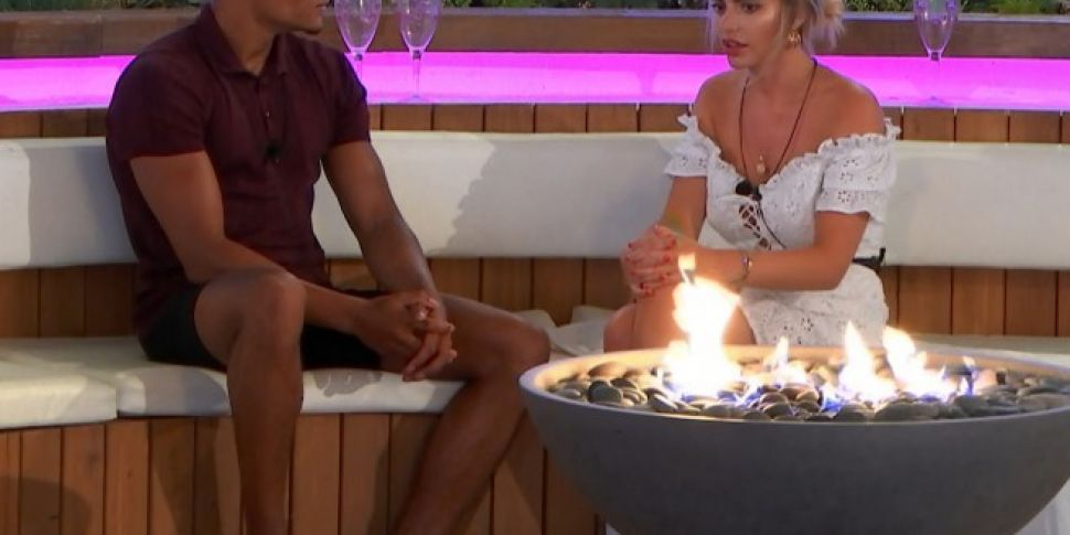 Love Island's Wes And Megan Shared A Bed Last Night