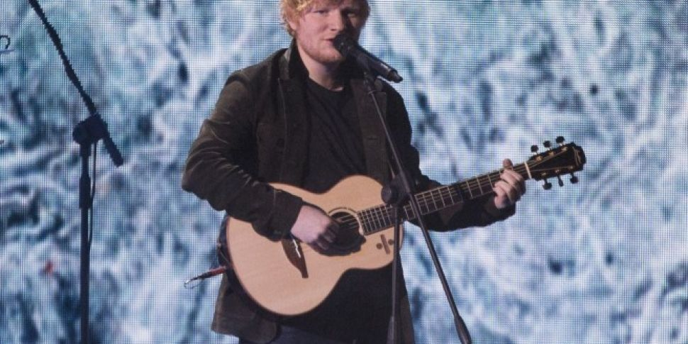 Ed Sheeran Is Being Sued For €85 Million