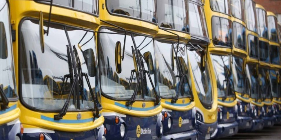 Major Changes Planned For Dublin Bus Services