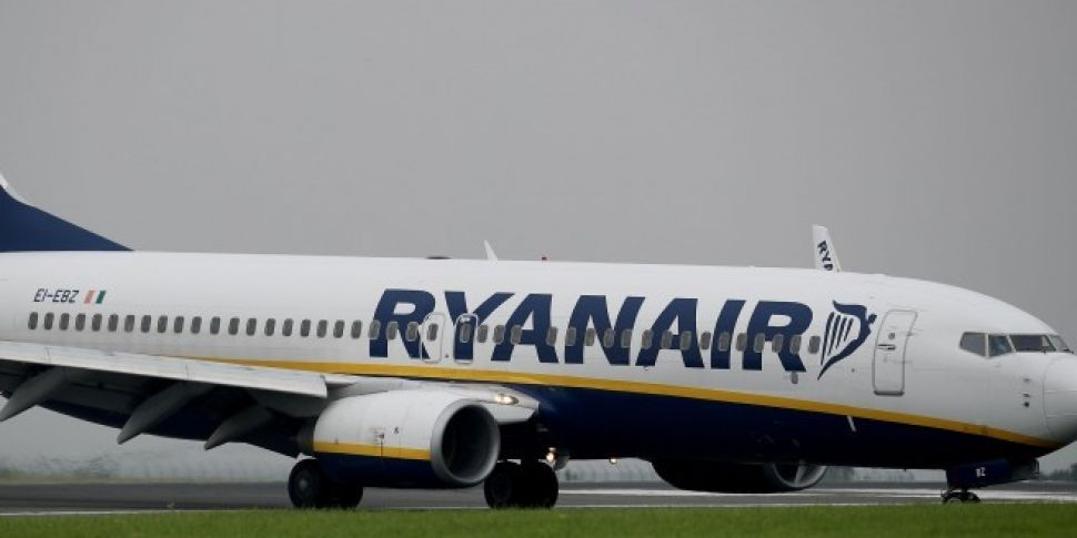 24 Ryanair Flights To Be Cancelled On Friday