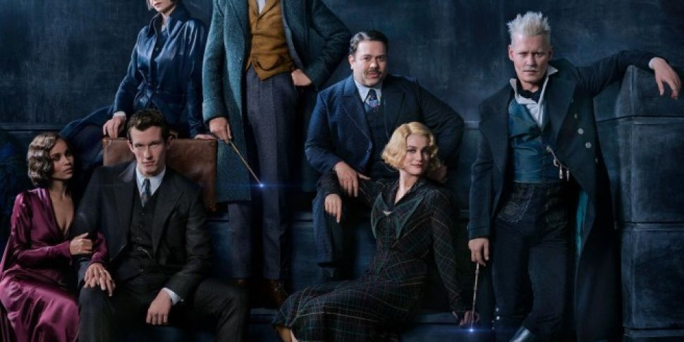 Here's Everything We Know So Far About Fantastic Beasts 2
