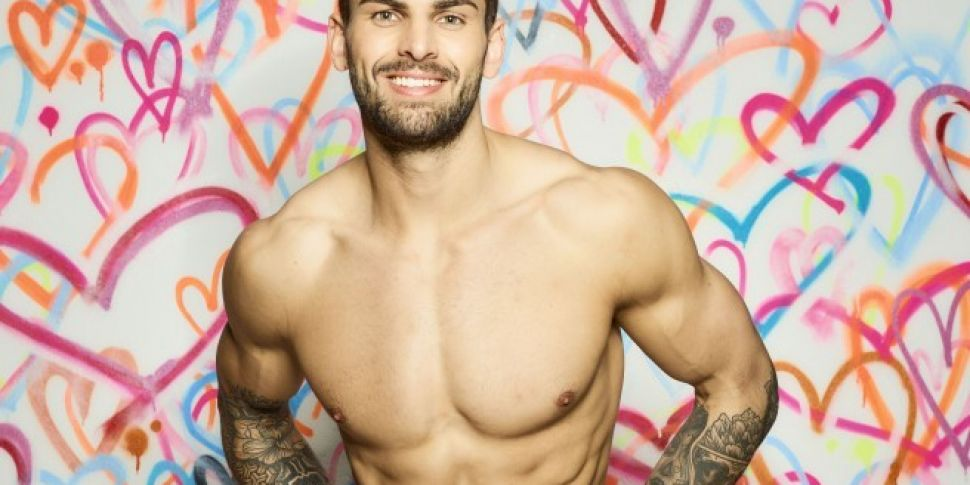 Love Island's Adam Collard Is Coming To Ireland On Tour