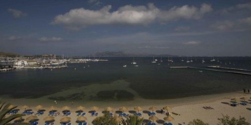 A 14-Year-Old Irish Boy Has Fallen From A Balcony In Majorca