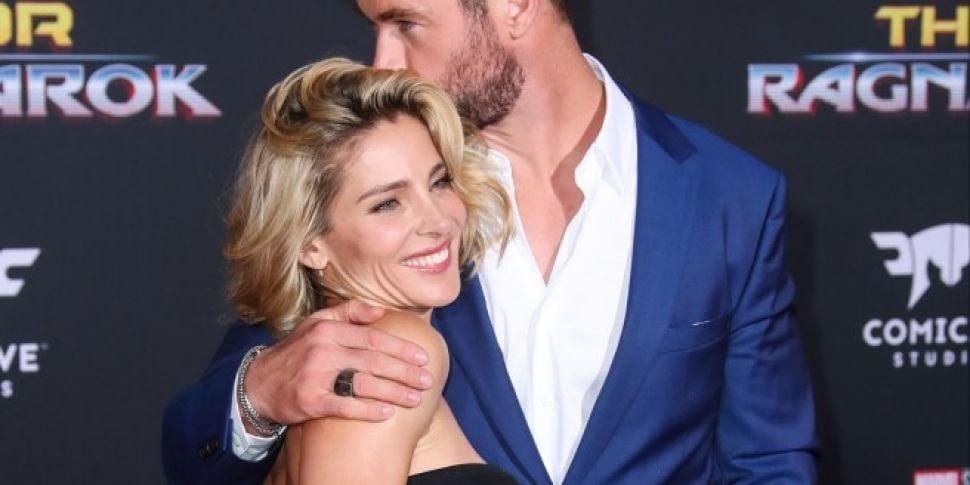 Chris Hemsworth And Elsa Pataky Are Goals