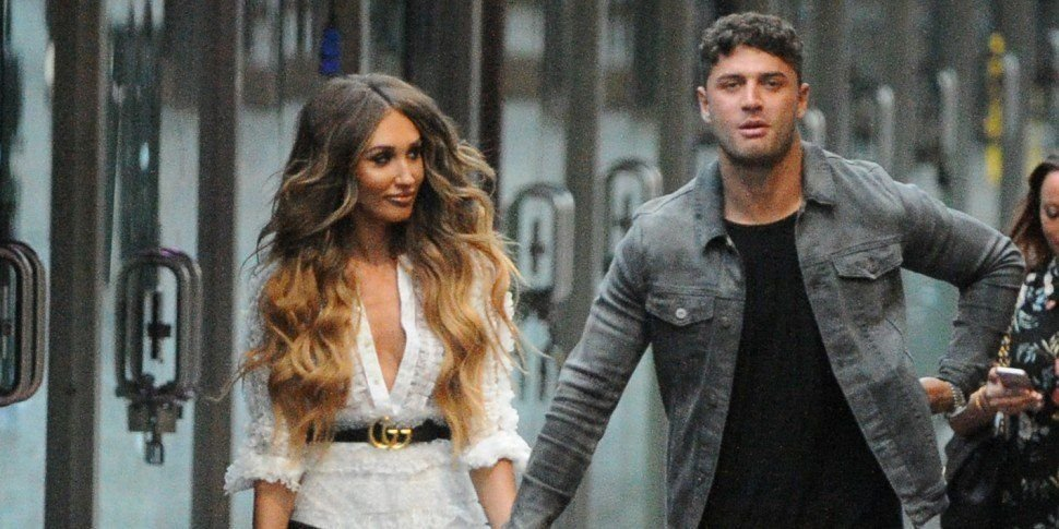 Megan McKenna & Mike Thalassitis Spark Rumours They're Back Together