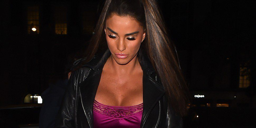 Katie Price Reportedly Arrested For Drink Driving In London