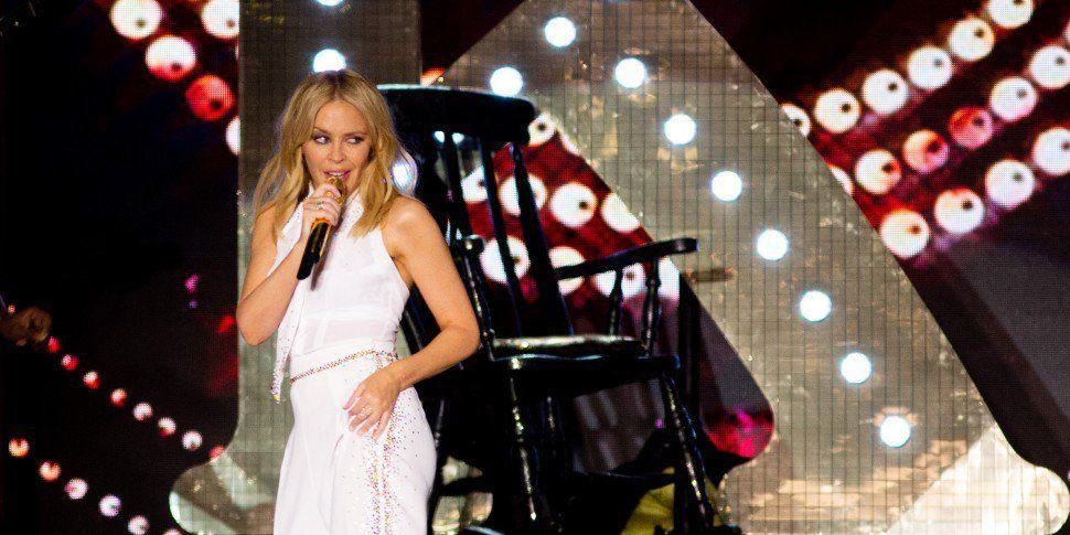 Kylie Minogue Sets Rescheduled Dates For Dublin & Belfast