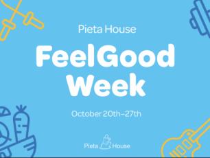 What Are You Doing For Pieta House Feel Good Week?