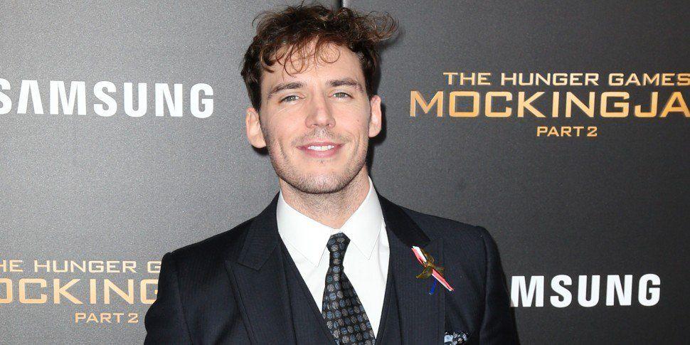 The Hunger Games' Sam Claflin...