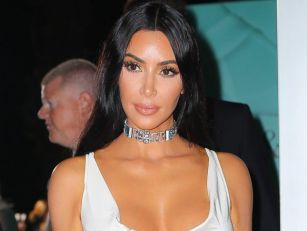 WATCH: Kim Kardashian Gives Us...