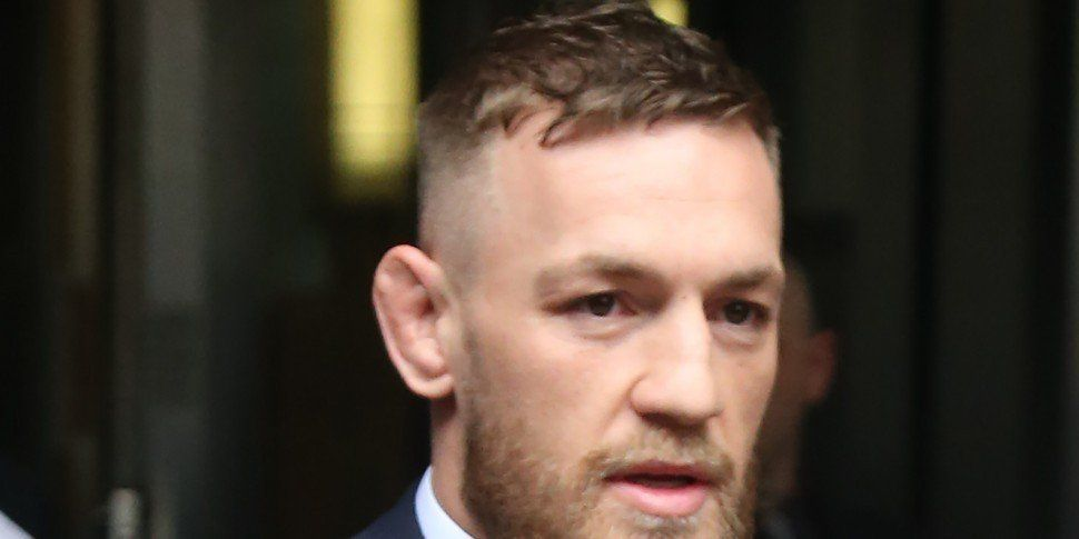 Conor McGregor Is Reportedly Being Sued Over The Bus Attack