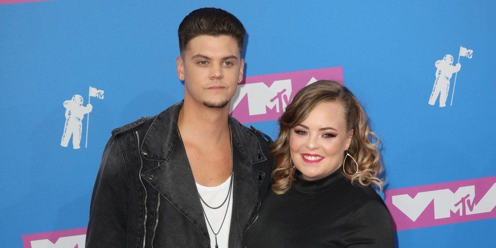 Catelynn Lowell & Tyler Baltierra Are Expecting A Baby