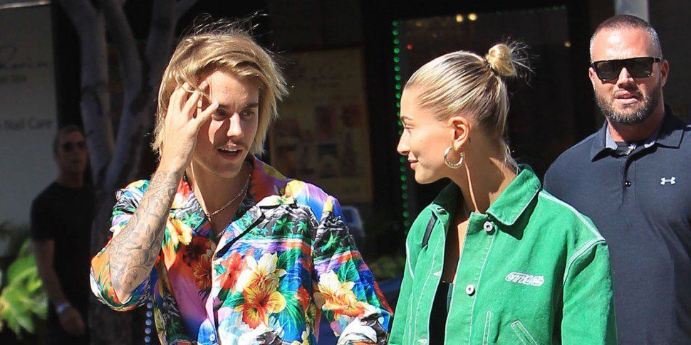 Justin Bieber & Hailey Baldwin Spark Rumours They're Already Married