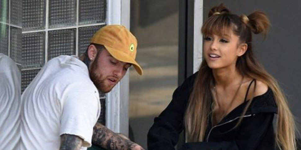 Ariana Grande Posts Heartbreaking Message To Mac Miller