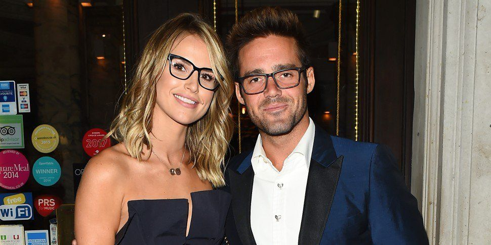 Spencer Matthews & Vogue Williams Share First Snap Of Their Son