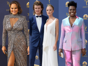 Emmy Awards 2018: The Red Carpet