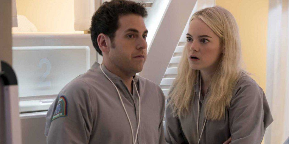 Emma Stone & Jonah Hill's Series 'Maniac' Coming To Netflix Friday